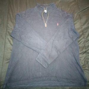 Polo Ralph Lauren Three Quarter Zip Sweater